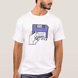 Amigaは1.2のブーツのロゴをKickstart Tシャツ
