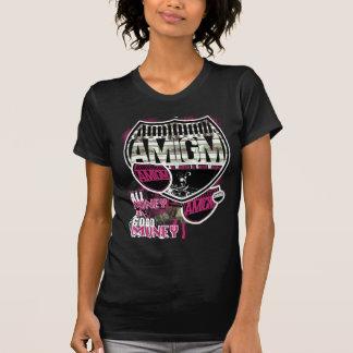 AMIGMSH -レディース- 080003 Tシャツ