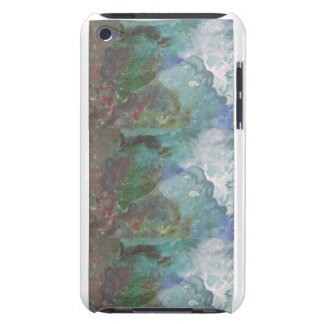 Amiliaの抽象デザイン Case-Mate iPod Touch ケース