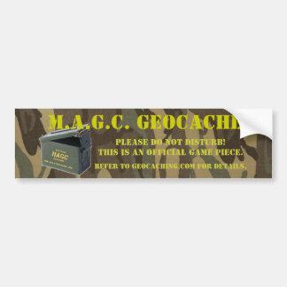AmmoCan MAGCの隠し場所のステッカー バンパーステッカー