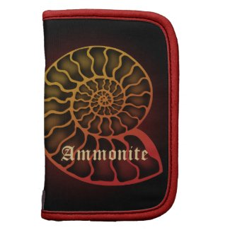 Ammonite 手帳