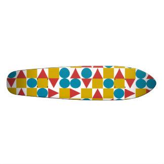 Amo/スケートボード18.1cm 21.6cm オールドスクールスケートボードデッキ