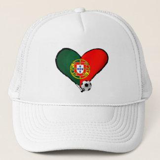 Amor、ポルトガルe Futebol - Oのqueのmaisのvôceのquerか。 キャップ