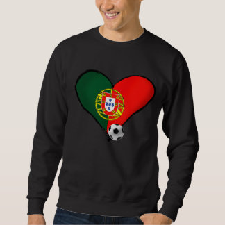 Amor、ポルトガルe Futebol - Oのqueのmaisのvôceのquerか。 スウェットシャツ
