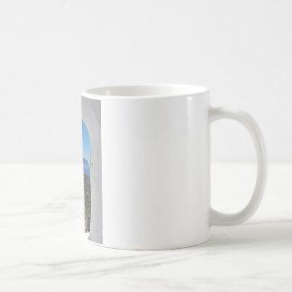 Amorgosの海岸 コーヒーマグカップ