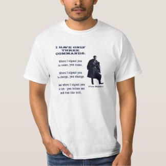 Amosダンディーの内戦の騎兵隊のTシャツ Tシャツ