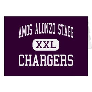 Amos Alonzo Stagg -充電器- Palosの高丘 カード