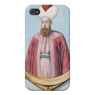 Amurath (Murad) I (1319-89年)、サルタン1359-89年、から iPhone 4 ケース
