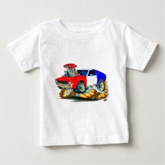 AMX RedWhiteBlue車 ベビーTシャツ