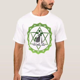 Anahataのチャクラ Tシャツ