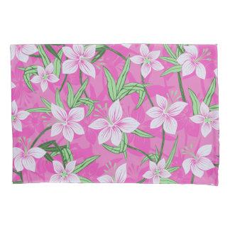 Anaina Houのハワイの熱帯花柄 枕カバー