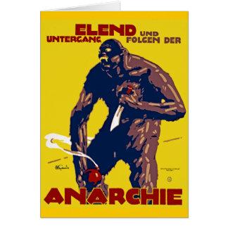 Anarchie カード