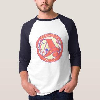 Anarchoのアメリカ人 Tシャツ