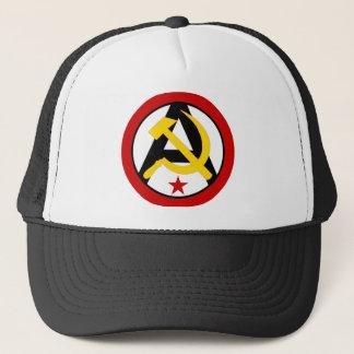Anarcho共産主義のロゴ キャップ