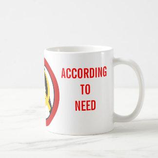 Anarcho共産主義のロゴ コーヒーマグカップ