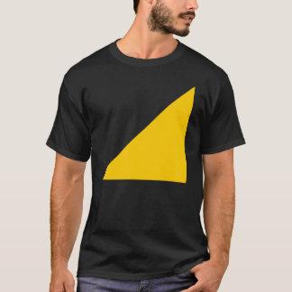 Anarcho資本家のAncapの記号の黒のTシャツ Tシャツ