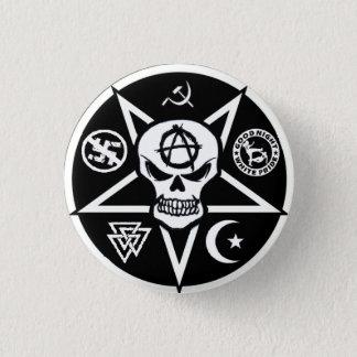 Anarchotikのロゴボタン 缶バッジ