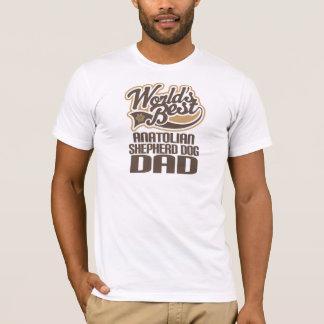 Anatolian羊飼い犬のパパ(世界のベスト) Tシャツ