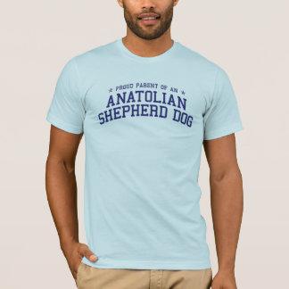 Anatolian羊飼い犬のTシャツの誇り高い親 Tシャツ