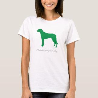 Anatolian羊飼い犬のTシャツ(緑) Tシャツ