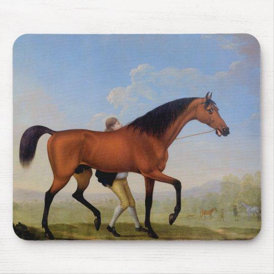 Ancasterの湾の種馬の公爵 マウスパッド