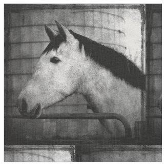 Andalusian馬 ファブリック