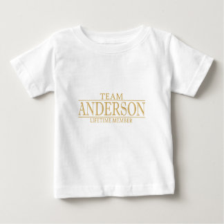 Anderson.png ベビーTシャツ