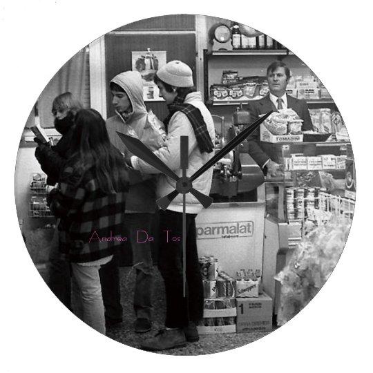 Andrea Da Tos Firenze きみのじかん展 ラージ壁時計