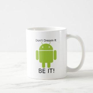 Androdならば コーヒーマグカップ