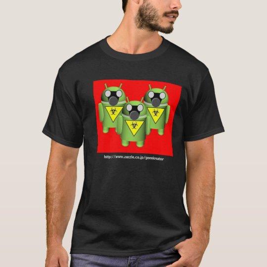 Android Hazard T-Shirt Tシャツ