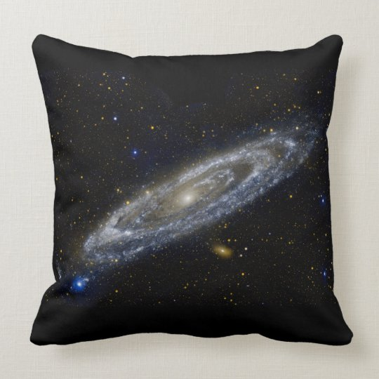 Andromeda galaxy クッション
