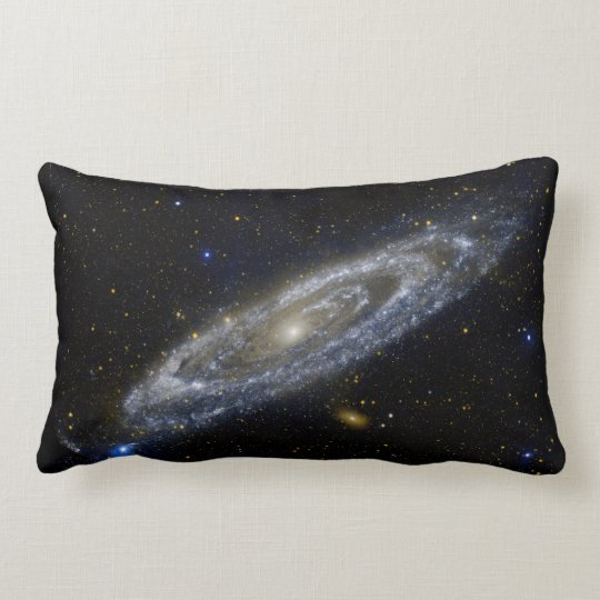 Andromeda galaxy ランバークッション