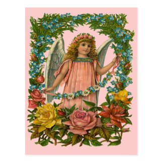 *Angelの花Girl* ポストカード