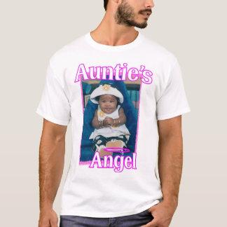 Angel伯母さんの Tシャツ