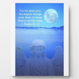 angel湖のプラク フォトプラーク