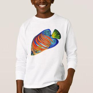 AngelfishのTシャツ Tシャツ