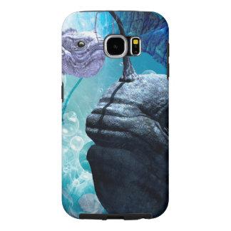Angelfish Samsung Galaxy S6 ケース
