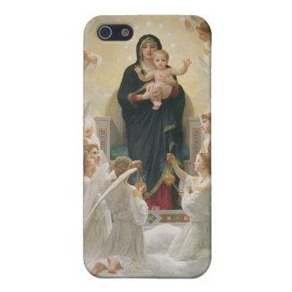 Angels 1900年が付いているヴァージン iPhone 5 case