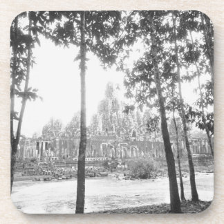 Angkorカンボジア、Bayonの眺め コースター