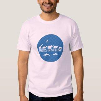 AnimalsOnThePlanet Tshirt