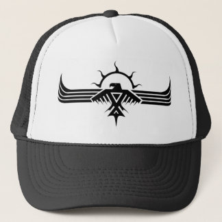 Anishinabekの雷鳥V3の帽子 キャップ