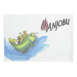 ANJOBUの枕カバー3 枕カバー