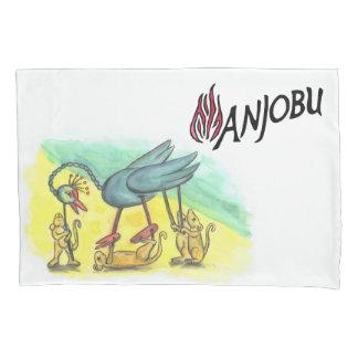 ANJOBUの枕カバー4 枕カバー