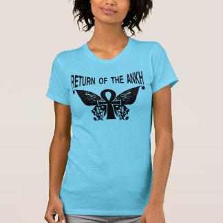Ankhのリターン Tシャツ