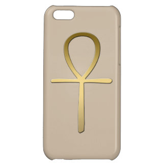 Ankhの十字のエジプトの記号 iPhone 5C Case