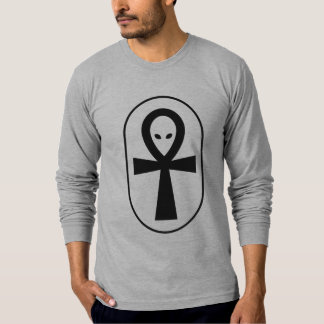 Ankhの外国のワイシャツ Tシャツ
