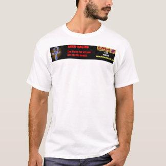 ankhの旗 tシャツ
