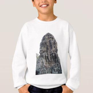 Ankor Wat .jpgの2 Buddhas スウェットシャツ