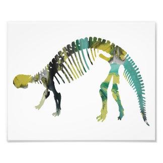 Ankylosaurus フォトプリント