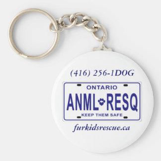ANML-RESQのキーホルダー キーホルダー